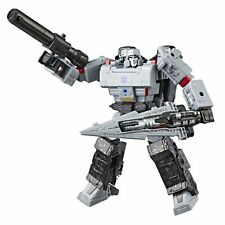 Transformers Generations War for Cybertron: Siege Voyager Class WFC-S12 Megat...