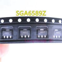 5PCS SGA-6589Z IC AMP HBT SIGE 3500MHZ SOT-89 6589 SGA-6589 new