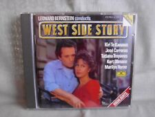 L.Bernstein- West Side Story- Highlights m.Carreras, Te Kanawa- DG 1985- Germany