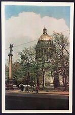 LENINGRAD Profsoyuzov Boulevard POSTCARD People RUSSIA Printed in USSR 775