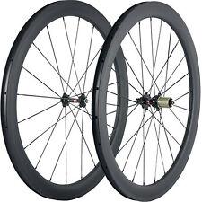 Carbon Road Wheelset Clincher 50mm Bicycle Carbon Wheels U Shape Bike Wheel 271