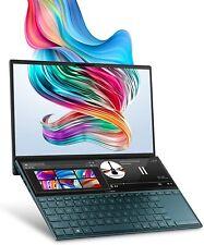 Asus ZenBook Duo Laptop, Intel Core i7-10510U 16Gb Ram 1Tb Pcie Ssd Ux481Fl-Xs74