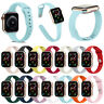 38/40/42/44mm Silicone Bracelet Band Strap For Apple Watch iWatch Sports 2/3/4/5