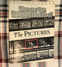 Sports Illustrated The Pictures 50 Years Of SI Photography 1954 - 2004 Mint