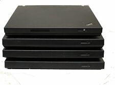LOT of 4 Lenovo IBM Thinkpads R51 R60 G40 Used Laptops