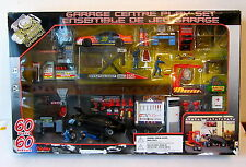 Unopened BOLEY Garage Service Center Playset 60 pc sealed discontinued Battery