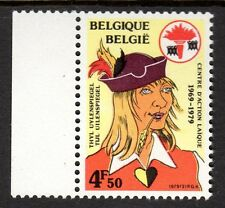 Belgium - 1979 Laique action - Mi. 1975 MNH