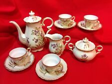 Vintage Original Arnart Creation Coffee/Tea Set 13pc Japan