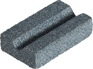 Mission V-Sharp Sharpening Stone - For Sharpening Your Darts Points 25x15x6mm