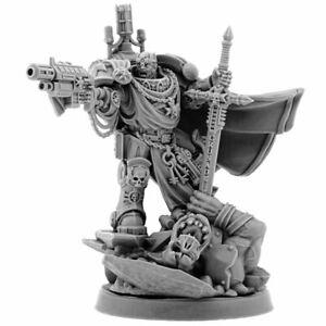 Imperial Black Templars High Marshal Helbrecht-Exclusive- Primaris Marines Maste