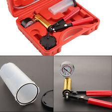 Bremsenentlüftungsgerät Druckluft Bremsenentlüfter Nachfüllflasche Werkzeug Neu
