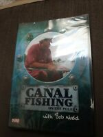 Canal Fishing on the Pole with Bob Nudd DVD New Sealed Grand Union Roach Angling