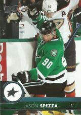 Jason Spezza #61 - 2017-18 Series 1 - Base