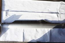 2000-2002 AUDI S4 ROCKER MOLDINGS SIDE SKIRTS LEFT AND RIGHT PAIR X206/7