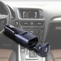 USB Car Charger Bluetooth 4.0 Built-in Earphone Hands-free MP3 Player Car Kit