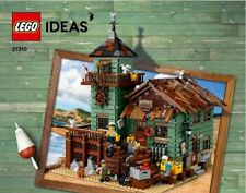LEGO ® - 21310-Set Ideas #018 - Âge Angel Magasin Old Fishing Store 2041 Pièces