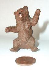 antique vintage Toy Sitting Bear Figure Elastolin? Lineol? Composition?