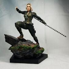 1/10 Black Widow Statue Avengers Scarlet Johansson Iron Studios Figure Toy
