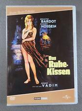 Das Ruhekissen, DVD, neu, Brigitte Bardot