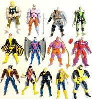 CHOOSE: Vintage 1993-1998 X-Men Action Figures * Combine Shipping!