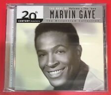 20TH CENTURY MASTERS THE MILLENNIUM COLLECTION THE BEST OF MARVIN GAYE (CD 1999)