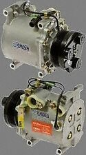 New Compressor And Clutch 20-11166AM Omega Environmental