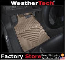 WeatherTech All-Weather Floor Mats - 2004-2009 - Cadillac SRX - Tan