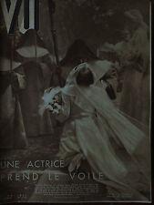 VU N°270 (17 mai 1933) L'unité allemande - Vienne ss le signe de la croix gamée