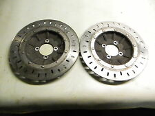 85 BMW K100 K 100 RT 1000 K100RT front brake rotors disks set