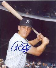RON BLOMBERG NEW YORK YANKEES SIGNED 8X10 PHOTO W/COA