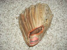 "MacGregor leather 11"" baseball glove"