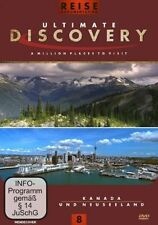 ULTIMATE DISCOVERY 8 - KANADA UND NEUSEELAND (DVD) *NEU OVP*