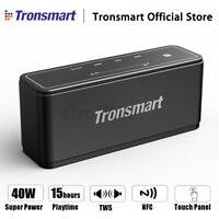 40W Tronsmart Portable bluetooth Speaker Wireless TWS Waterproof Boombox  $