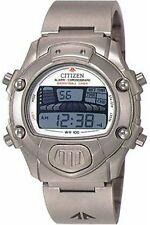 CITIZEN ME2000-50A,Promaster,ALARM CHRONOGRAPH,junior size case,36.5 mm,100m WR