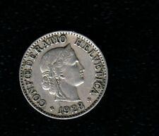SWITAERLAND  10 RAPEED 1928