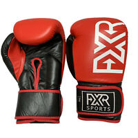 Details about  /FXR SPORTS HIGH QUALITY BAG MITTS GLOVES BOXING MMA TRAINING MUAY THAI S-M-L-XL