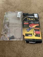 Stiga Titan Tournament Ping Pong Table Tennis Paddle Racket New Open Package