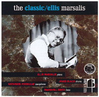 The Classic Ellis Marsalis (CD) • NEW • Best of, Greatest Hits