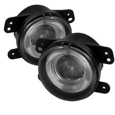 Spyder Auto Projector Fog Lights w/Switch For 05-10 Dodge/Jeep/Chrysler #5039033