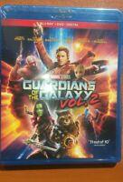 Guardians of the Galaxy Vol. 2   MARVEL STUDIOS  BR + DVD + Digital HD no sleeve