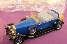 Western Models 1:43 1926 Rolls-Royce Silver Ghost   Blue