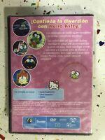 Hello Kity Y Amici DVD Nuovo Sigillato Le Avventure De Gulliver 23 Spagnolo