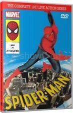 Spider-Man 1977 Live Action TV Series Complete DVD Set