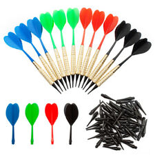12 Pack Soft Tip Darts for Electronic Dart Board. 60 Free Dart Tips
