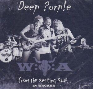Deep Purple / From The Setting Sun...In Wacken Live(2 CDs,Original verschweißt)