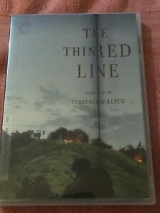 The Thin Red Line [1998] (2-disc DVD edition) Criterion Collection
