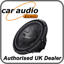 """Pioneer TS-W311S4 12"""" 30cm 1400W Champion Series Subwoofer with Single 4 Ohm BN"""