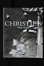 ALEXANDER RODCHENKO PHOTOGRAPHS COLLECTION CHRISTIES NEW YORK 2007 ES CURTIS