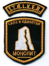 S.T.A.L.K.E.R. STALKER Factions Monolith patch Shadow Chernobyl