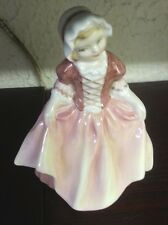 Royal Doulton DINKY DO (pink version) Figurine Excellent Condition FREE P&P